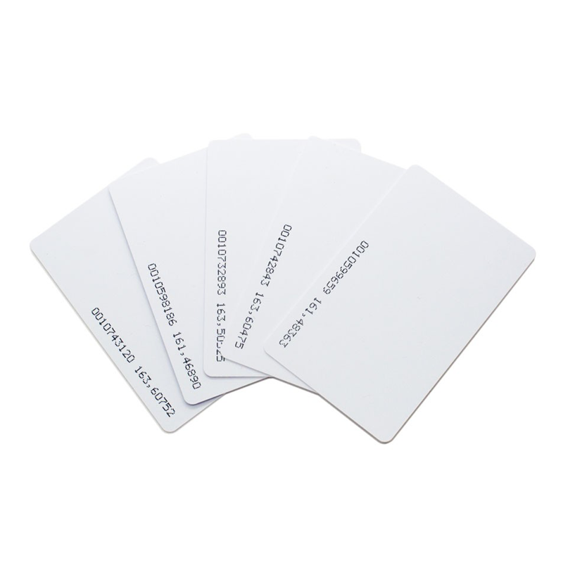 EM4001 ID cards 125khz RFID proximity also compitable with gk4001 EM4102 (pack of 10)