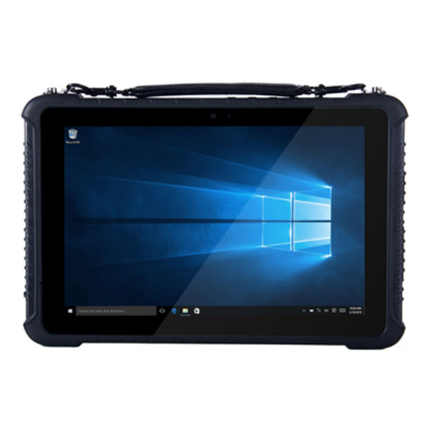 Windows 10 rugged 10 inch tablet device with 4G Wifi Bluetooth GPS camera 4GB RAM and 64GB ROM