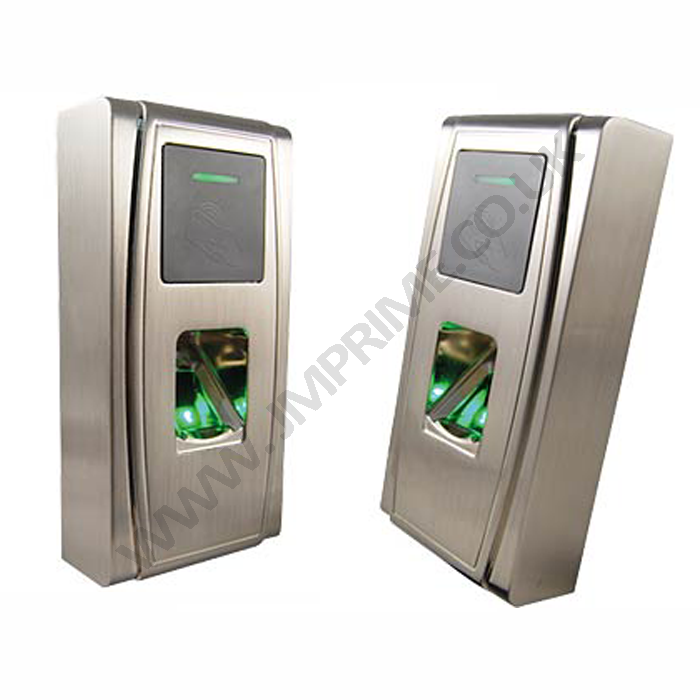 biometric fingerprint outdoors access control reader