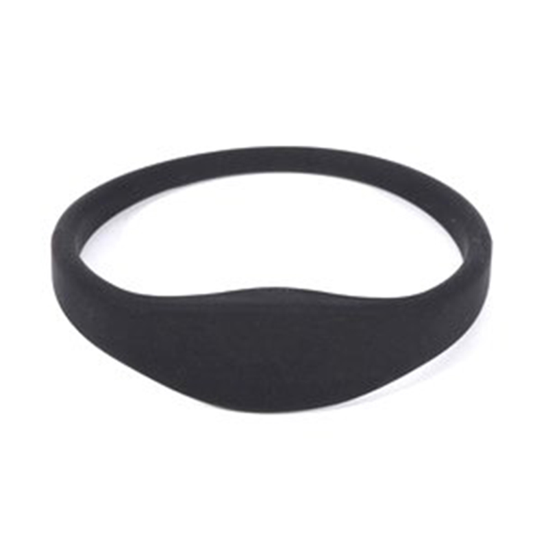 13.56mhz NFC type4 Desfire EV1 2K wristbands for event management, access control, people tracking, loyalty