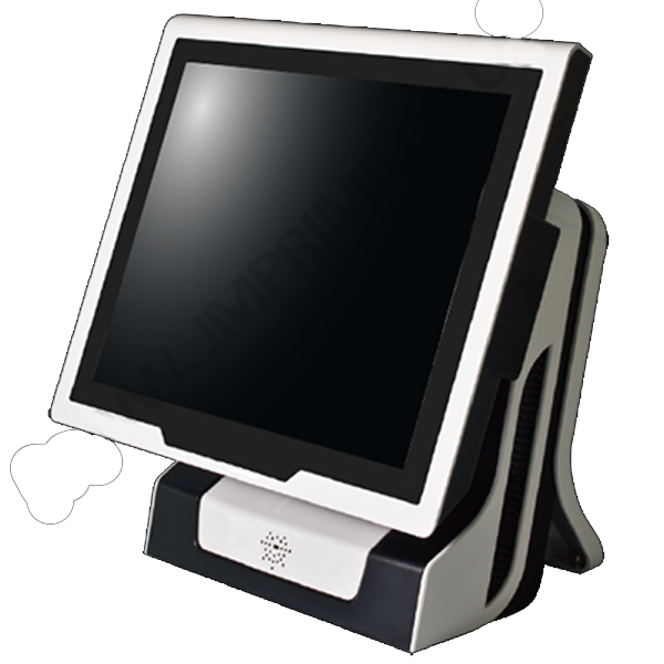 15inch splashproof lcd screen, Quad core processor, fashionable design - All in one POS system