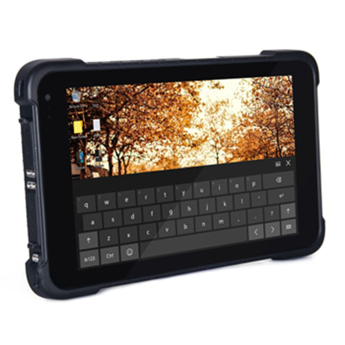 8 inch rugged windows 10 waterproof tablet with 4G Wifi bluetooth