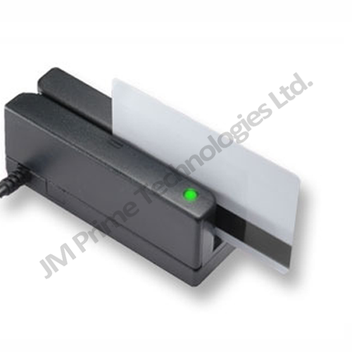 magnetic swipe reader ideal for access control, loyalty, EPOS, membership etc...