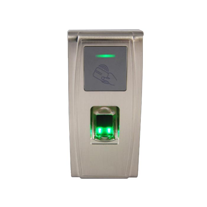 Biometric fingerprint access control with rfid 125khz waterproof vandalproof proximity reader