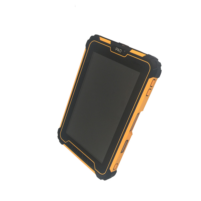 Rugged industrial waterproof 8 inch Android 7.1 tablet IP67 octa core 4G wifi bluetooth GPS camera